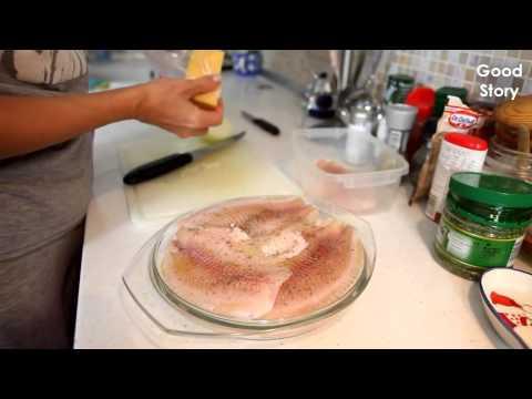 Диеты, рецепты  Вкусный и полезный ужин за 15 минут!