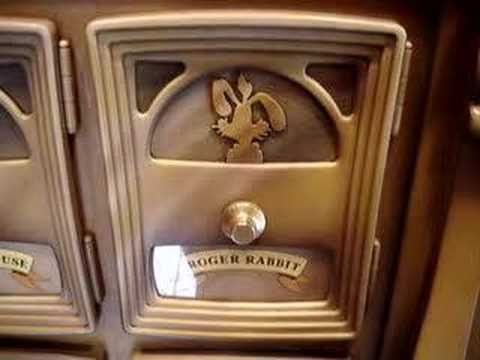 Roger Rabbit Voice Video