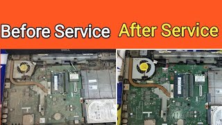 Laptop before service vs After service ||Srlaptopcare||