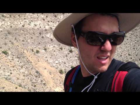 EPIC hike to the top of a desert mountain