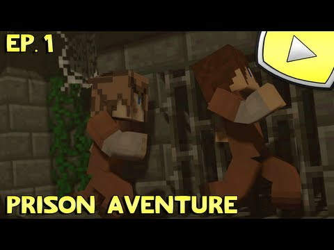 Minecraft : Prison Aventure | Episode 1