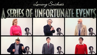 A Series of Unfortunate Events Acapella (ft. MatPat)