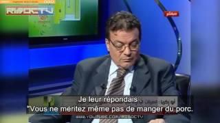 Un Arabe dénonce l'islamisation de l'Europe !