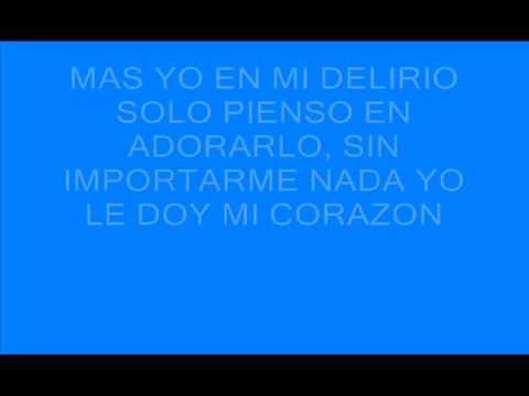 Estoy Enamorada Karaoke Helenita Vargas video
