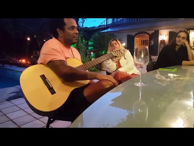 Ao vivo: Caio Fábio, Marcelo Marrom, Voz, Violão e Família! - Visita do Marrom. Parte 3