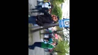 Bursaspor - eziktas Bursa olaylar. 07-05-2011