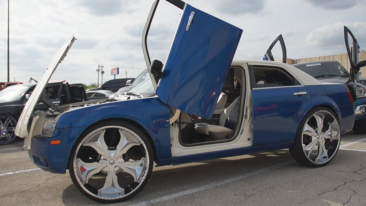 Texas Relays Car Show