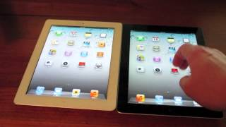  iPad 2 VS iPad 3