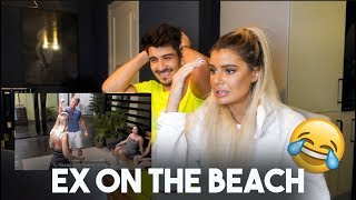 VI REAGERER PÅ EX ON THE BEACH DRAMA