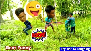 Best Funny Comedy Videos😂😂2019_Try Not To Laugh Ep-17 #Ak_Funny_Kings