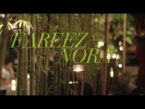 Indian Muslim Wedding (Fareez+Nora) Wedding Highlights