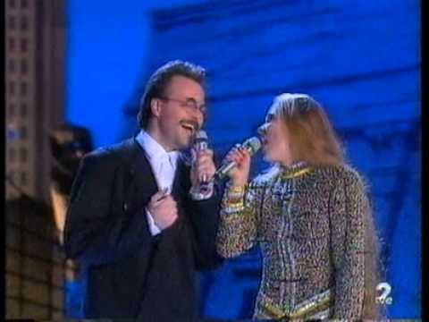 Eurovision 1991 - 17 Germany - Atlantis 2000 - Dieser traum darf niemals sterben