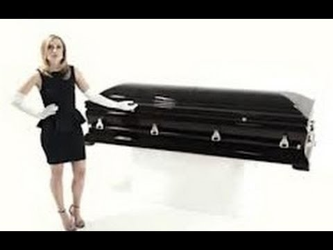 Guys Makes A Sound System In A Coffin