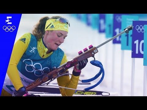 Biathlon | Women's 15km Individual | Pyeongchang 2018 | Eurosport