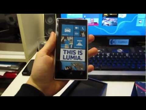 Unboxing Nokia Lumia 720