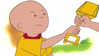 CAILLOU 4 HOUR Marathon Full Episodes | Grumpy Caillou | Cartoons for kids