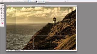 Creative Cropping in Photoshop