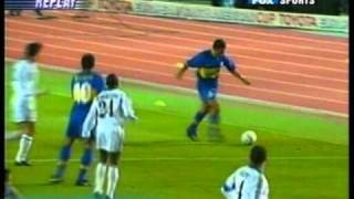 Boca 2 Real Madrid 1 Copa Intercontinental 2000 (Relato Alejandro Fantino)
