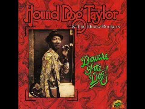 HOUND DOG TAYLOR Funky