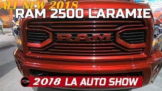 2018 Ram2500 Laramie Exterior and Interior Walkaround   2018 LA Auto Show