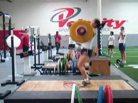 Power Snatch Image 1