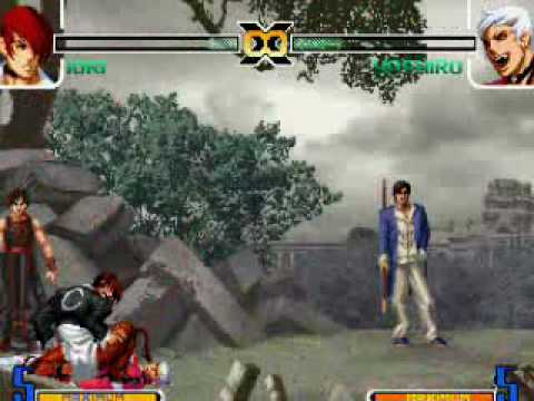 combo king of fighter: