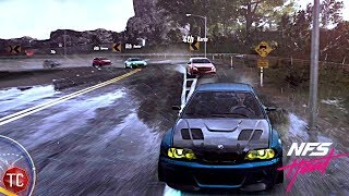 Need For Speed Heat: BMW E46 M3 RAW SOUNDS & FREEROAM GAMEPLAY! Xbox One/PS4/PC