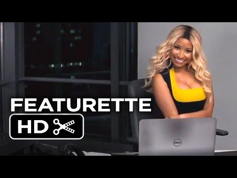 The Other Woman Featurette - Fashion Piece: Nicki Minaj (2014...