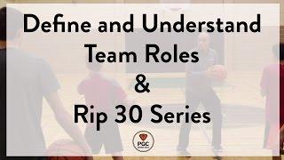 Define Team Roles & Rip 30 Series   Week 7   PGC Coaches Circle   Powered by TeamSnap