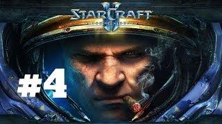 StarCraft 2 - Эпидемия - Часть 4 - Эксперт - Прохождение Кампании Wings of Liberty
