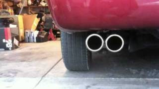 2007 Ford Explorer Sport Trac Flowmaster 70 series Exhaust