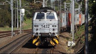 Trains around Sydney (Volume 5)