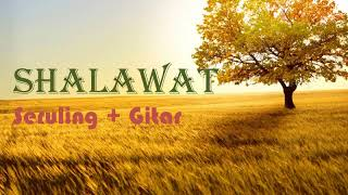 Shalawat Instrumental Suling + Gitar