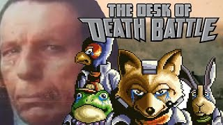 StarFox has Emotional Issues | Desk of DEATH BATTLE!