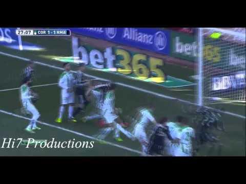 Real Madrid vs Cordoba 2:1 (24/01/15)   All goals and highlights HD