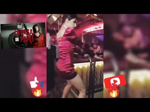 TOKYO URSULA CORBERO VUELVE A BAILAR COMO BEYONCE NEW VIDEO @URSULOLITA @BEYONCE