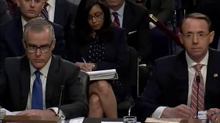 Senate Russia Investigation: National security officials testify to intelligence committee on FISA