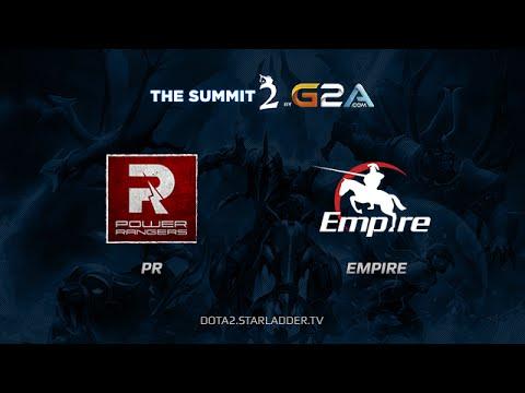 PR vs Empire TheSummit2