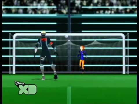 Galactik Football Season 3 Episode 20: Walk For A Pirate (english) video