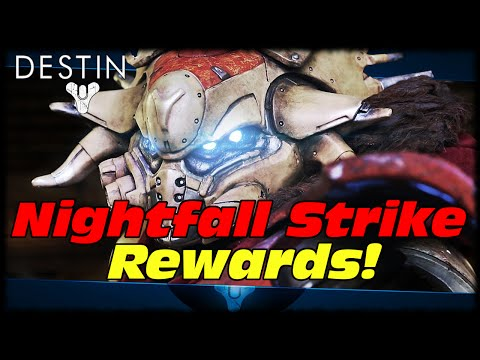 Destiny Weekly Nightfall Rewards! Aksor Archon Priest Gets Melted, Clutched & Cheesed In Destiny!