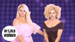 BESTIE$ FOR CA$H: Courtney Act & Vanity Faire