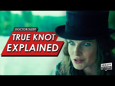 Doctor Sleep: Rose The Hat & The True Knot Explained   Backstory, Powers, Book & Film Differences
