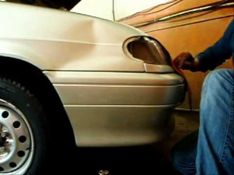 Обучение- Paintless Dent Repair Ремонт вмятин без покраски