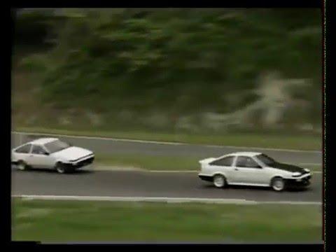 Keiichi Tsuchiya, AE86 vs. GTR-R34