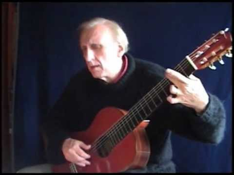 Johann Kaspar Mertz - Etude in G majeur Op 13 Nº 3 by Cesar Amaro
