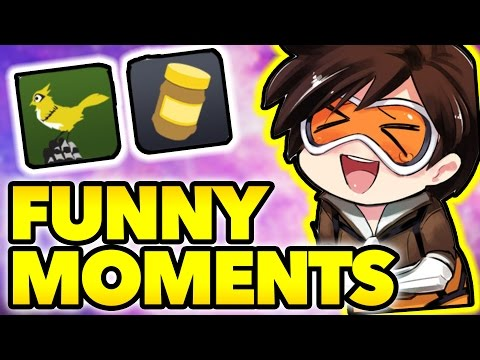 Overwatch Funny Moments - 14