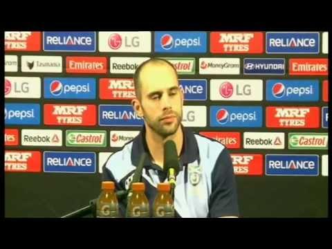 Live Post Match Press Conference - Sri Lanka v Scotland