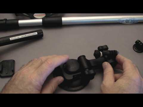 GoPro Mounts Tips & Tricks part 3 of 3 HD Video