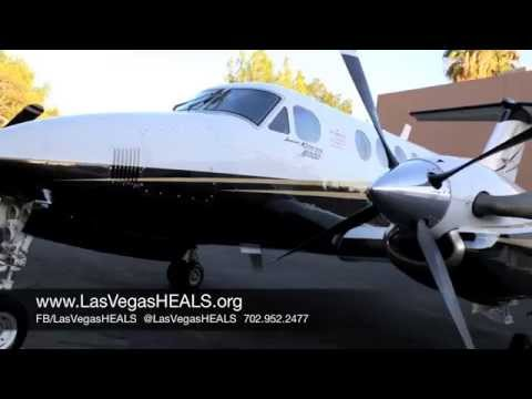Las Vegas HEALS October 2014 Medical Mixer at Flying ICU | Medical Tourism
