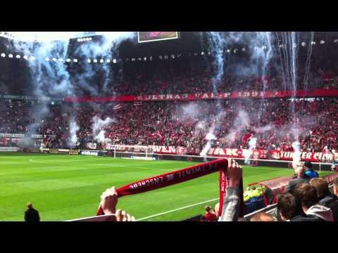 FC Twente - Ajax 29-4-2012 Eredivisie